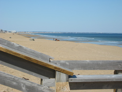 The Atlantic Ocean Sline At Salisbury Beach State Reservation