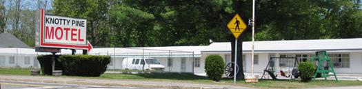 Salisbury S Knotty Pine Motel